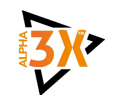 ALPHA 3X
